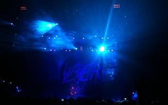 Slayer @ Rogers Arena 2011