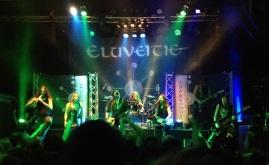 Eluveitie @ Rickshaw 2014