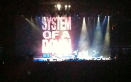 System of a Down @ Rogers Arena 2011