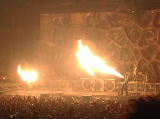 Rammstein @ Rogers Arena 2012