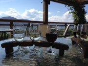 Wine Flights at Hillside