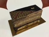 Champagne Truffle Cake