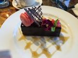 Chocolate Caramel Torte