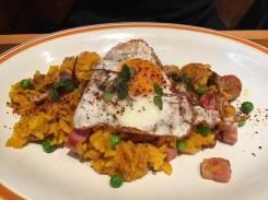 BLVD Breakfast Paella