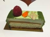 Pistachio Apricot Cake