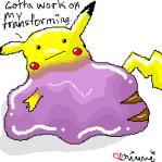 Pikachu_Ditto_transformation