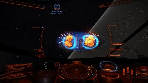 Cannon Blast on Asp