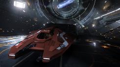Viper on Landing Pad